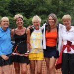 Erfolgreiche Damenmannschaften