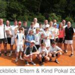 Eltern & Kind Pokal 2013 verlegt!